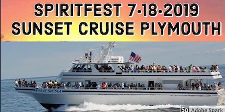 Spiritfest Sunset Cruise Plymouth Harbor tickets