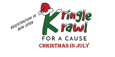 Kringle Krawl's Christmas in July tickets