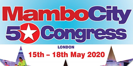 Mambo City's 5Star Congress 2021 tickets
