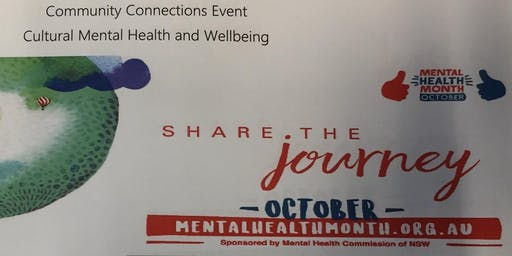Community Connections - Cultural Mental Health & Wellbeing