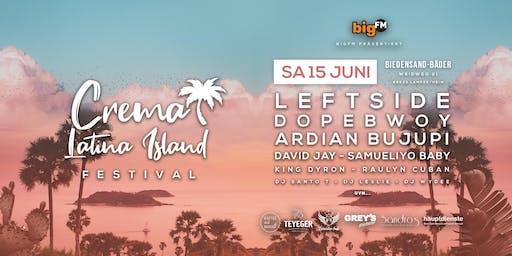 Crema Latina Island Festival - Lampertheim - Reggaeton Open Air