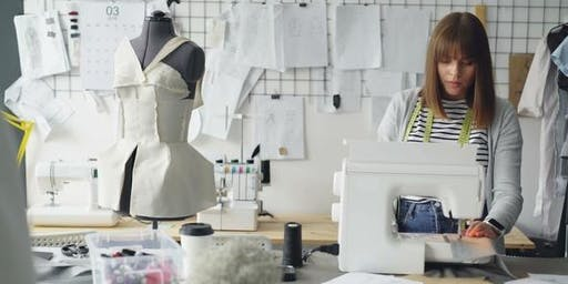 Learn How to Sew with Passion and Become a Designer Pro! (intermediate Class)