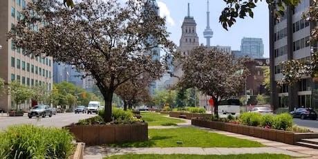 Toronto Society of Architects Tours | University Avenue 2019 tickets