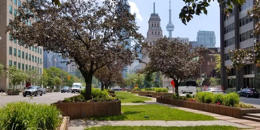 Toronto Society of Architects Tours | University Avenue 2019
