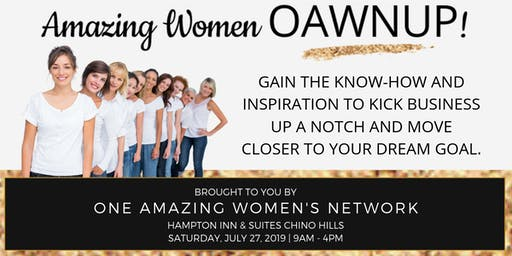 OAWNUP By One Amazing Women's Network