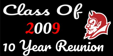 Rustburg High School Class of 2009 10 Year Reunion tickets