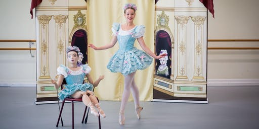 The Australian Ballet Education Access Program at Darwin Entertainment Centre Access Program