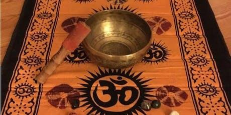 Singing Bowl Meditation (06/27-08/29) tickets