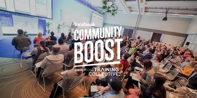 Facebook Community Boost: Powered by The Training Collective – Townsville