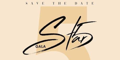 Five Star Gala tickets