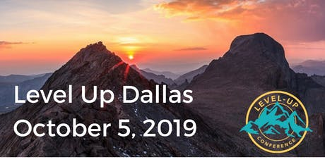 LEVEL UP DALLAS tickets