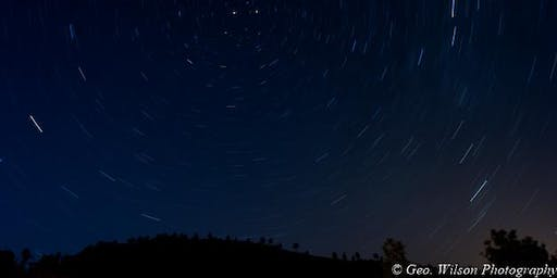 Night Sky, Star Trails and Milky Way Photography Workshop