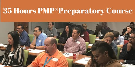 35 Hours PMP® Preparatory Course August 2019 tickets