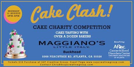 Cake Clash 2019 tickets