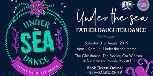 Bring A Mate - Father Daughter Dance Event 2019 - @ The Fiddler (Rouse Hill)