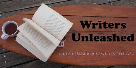 Writers Unleashed 2019 tickets