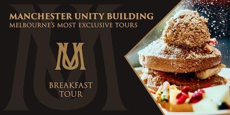 Breakfast & Tour tickets
