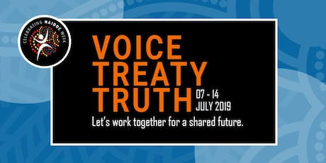 NAIDOC Week- Voice, Treaty, Truth - Panel Discussion tickets