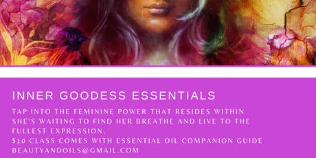 Inner Goddess Essentials tickets