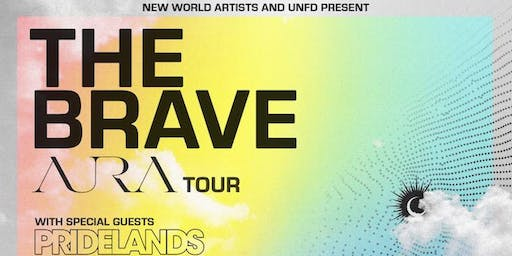 The Brave - Aura Tour 2019 - Brisbane