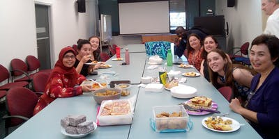 School of Education Potluck dinner