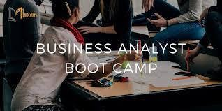 Business Analyst Boot Camp in Washington D.C. on Dec 16th - 19th, 2019