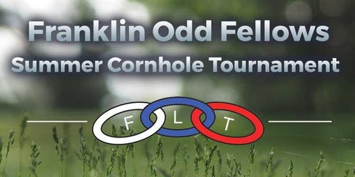 Franklin Odd Fellows Summer Corn Hole Tournament