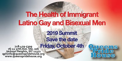 2019 Summit on the Health of Immigrant Latino Gay and Bisexual Men