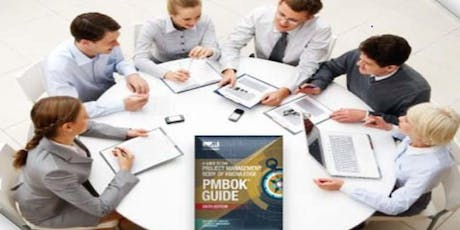 PMP® Study Group - August 28, 2019 tickets
