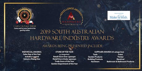 2019 South Australia Hardware Industry Awards tickets