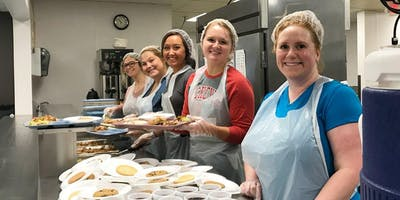 Serve Dinner at Faith Mission Community Kitchen - 6/25/19