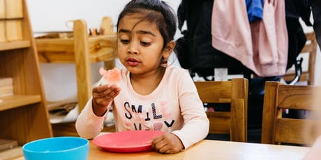 Managing Food Refusal in 1-4 year Old's (18 July 2019) tickets