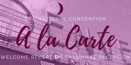LTA National Convention: A La Carte Options tickets