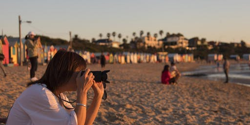 Mindful Photography at Brighton Beach