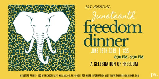 Juneteenth Freedom Dinner