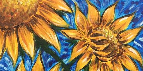 Sunflowers (2hr Paint & Sip) - BYO Food & Drink tickets