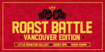 Roast Battle Vancouver: Mayhem in May
