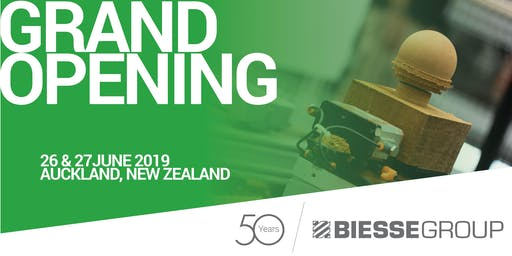 Biesse Auckland Campus Grand Opening