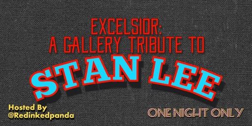 STAN LEE TRIBUTE GALLERY