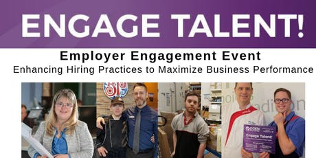 Engage Talent! Business Engagement Event tickets