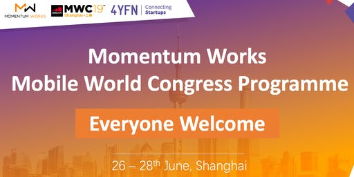 Momentum Works - Mobile World Congress 2019 Programme