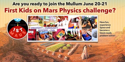 First Kids on Mars - Mullum Physics Challenge