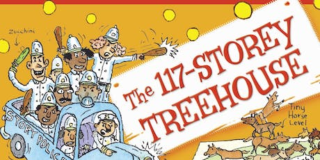 Andy Griffiths & The 117-Storey Treehouse tickets