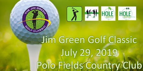 Jim Green Golf Classic 2019 tickets