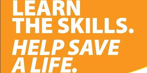 ASIST  - Applied Suicide Intervention Skills Training