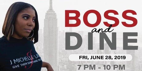 Boss and Dine tickets