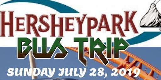Hershey Park Bus Trip