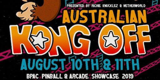 Australian Kong Off 3