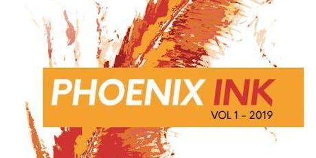 Phoenix Ink Book Launch tickets