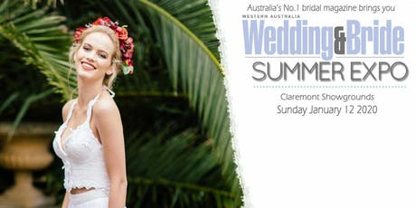 Western Australia Wedding & Bride Summer Bridal Expo tickets